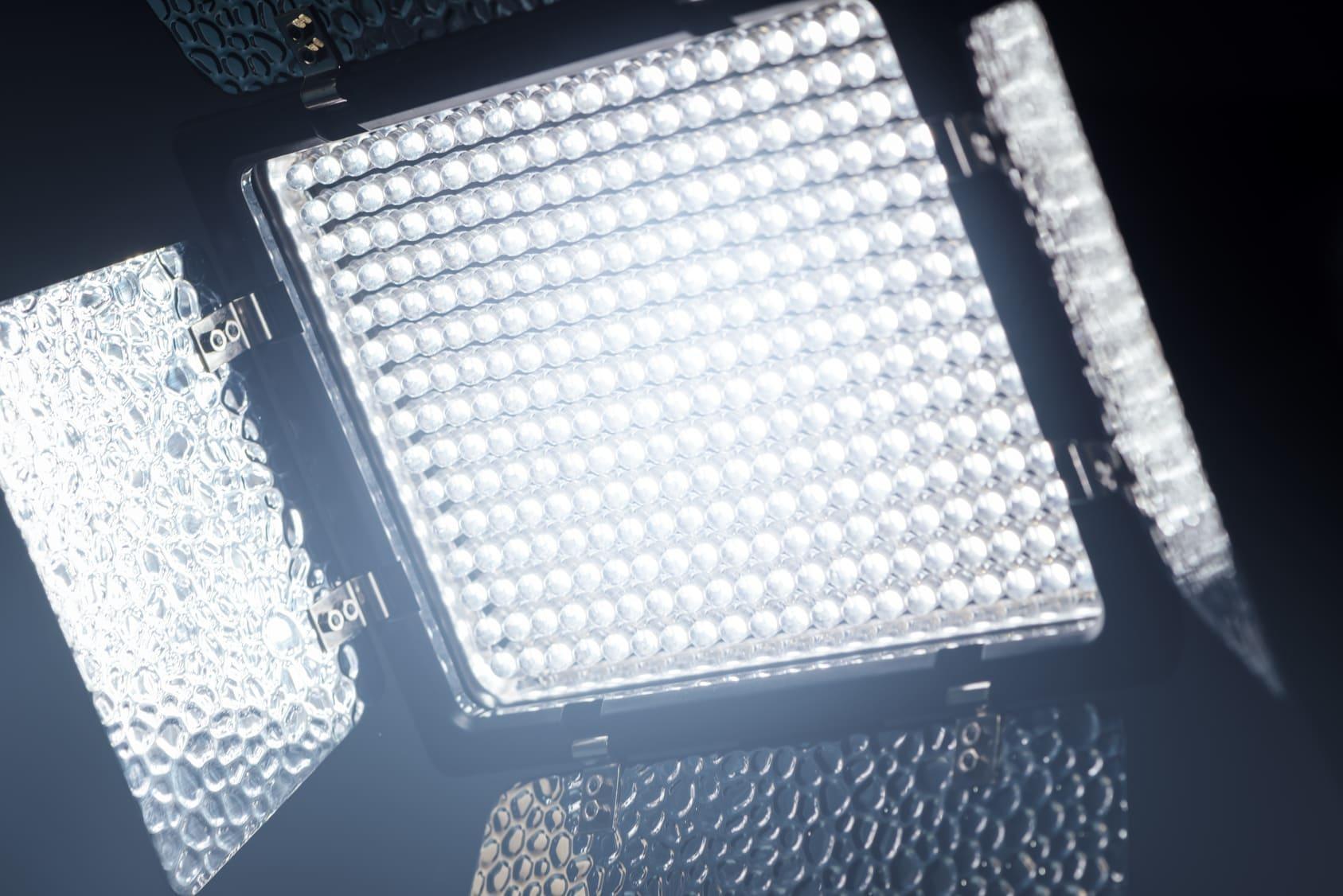 oświetlenie przemysł